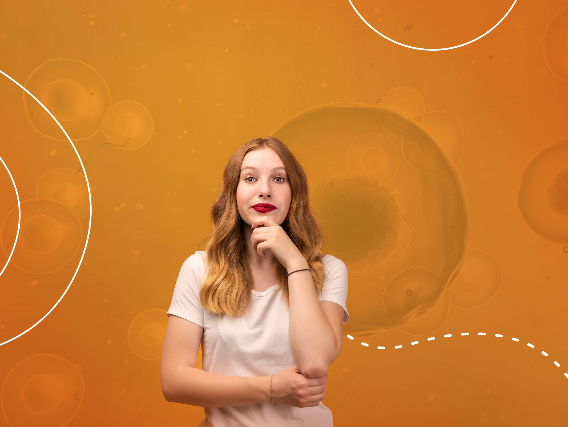 O que são folículos e qual sua importância para a fertilidade feminina?